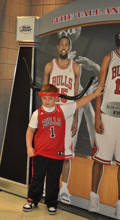 Bulls fan 2