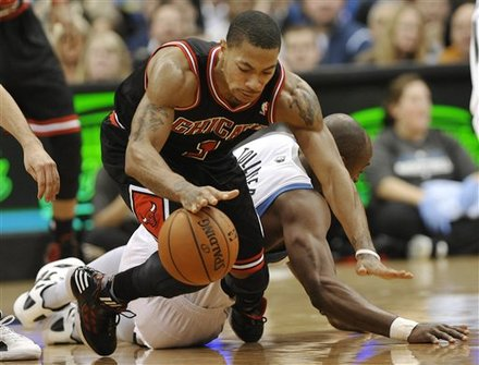 Minnesota's Game Plan: Cripple Rose