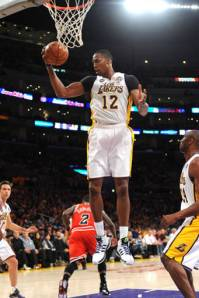 It is a touch unfair that Dwight can levitate.